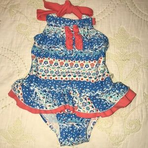 Other - Girls swim suit Floatini size 4t/4